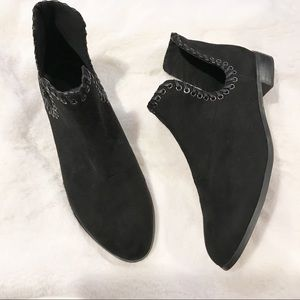 NWOT ASOS Cut Out Booties